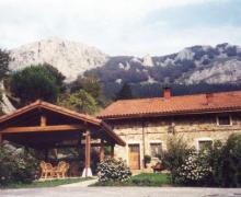 Caserío Muru casa rural en Aramaio (Álava)