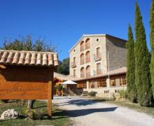 Cal Majoral Hotel  Restaurant casa rural en L´ Espunyola (Barcelona)