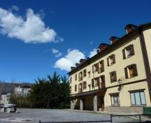 Apartamentos El Molino casa rural en El Run (Huesca)