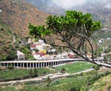 Las hoyetas casa rural en Hermigua (La Gomera)