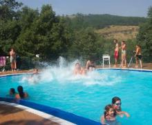 Camping La Acebeda casa rural en La Acebeda (Madrid)
