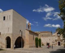 Hostatgeria de Poblet casa rural en Poblet (Tarragona)