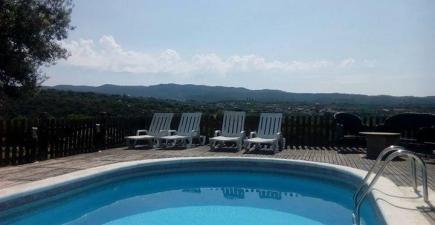 Junio casa completa con piscina 30€ persona