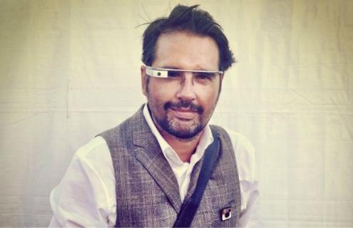 Phil González, nunca sin las fotos de viajes en #GeekTTfotos