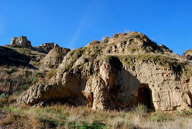 Casa cueva en Guadix