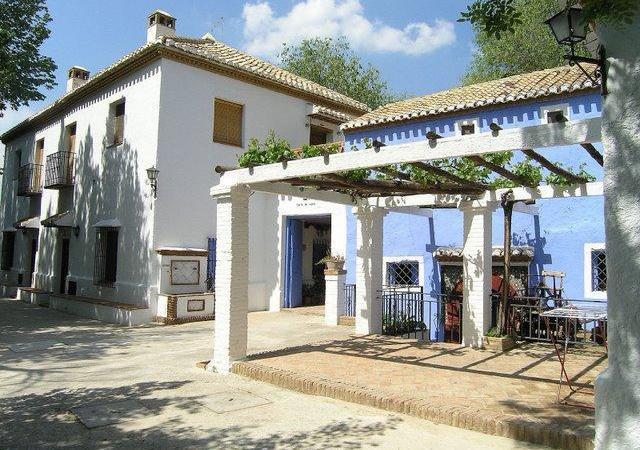 8 cortijos andaluces que descubrir clubrural - Cortijos andaluces encanto ...