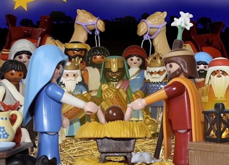 Fotos Esta Navidad Belenes Originales.8 Belenes Curiosos En Espana Clubrural