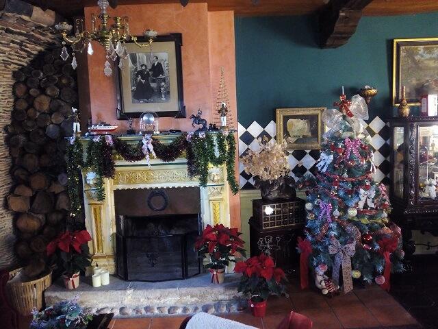 As se decoran las casas rurales para navidad clubrural - Casa rural navidad ...