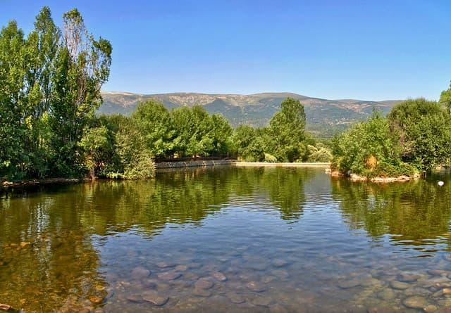 Piscinas Naturales En Madrid Para Refrescarte Este Verano Clubrural
