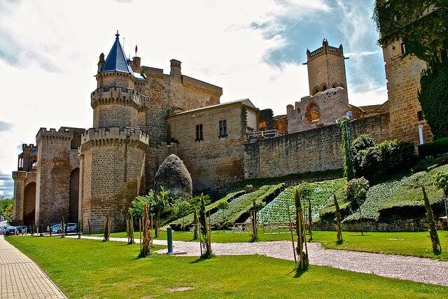 Palacio Real de Olite - Descubriendo Navarra
