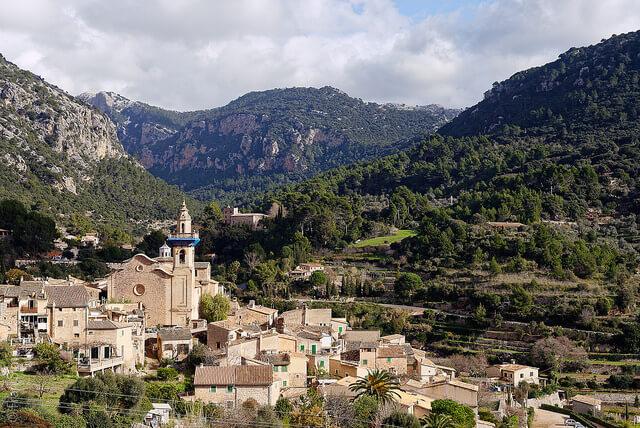 Valldemossa - pueblos más bonitos de Mallorca