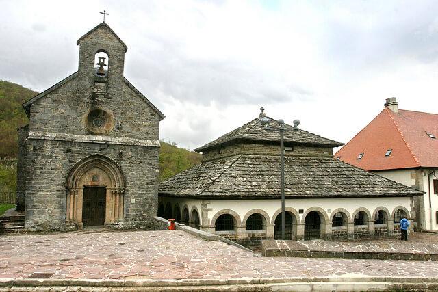 Roncesvalles - Descubriendo Navarra