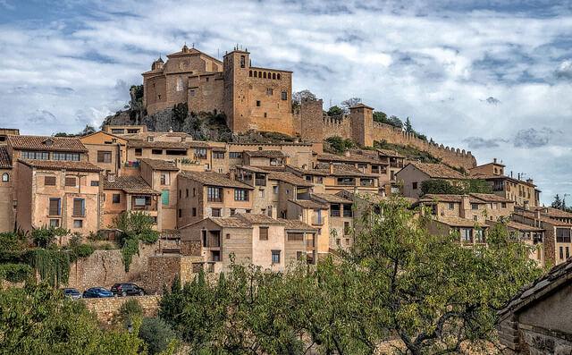 Alquézar - Pueblos medievales para ir con niños