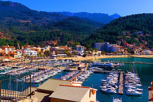 Soller - pueblos más bonitos de Mallorca