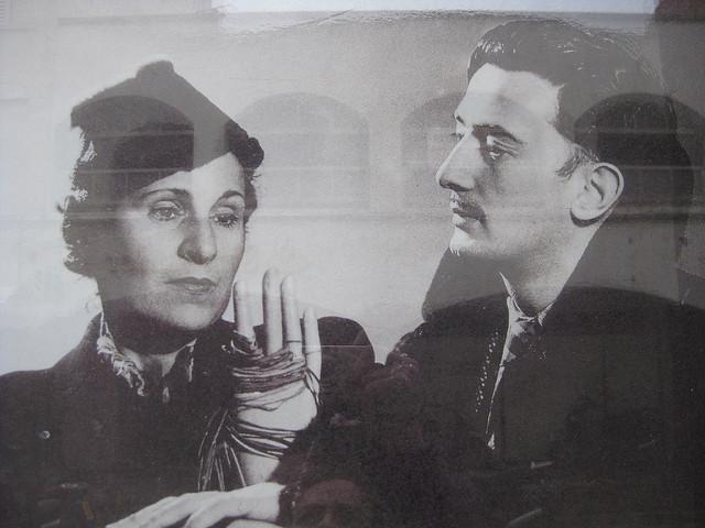Gala, Dalí