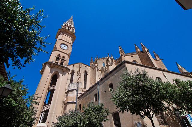 Iglesia Nuestra Señora de los Dolores Manacor