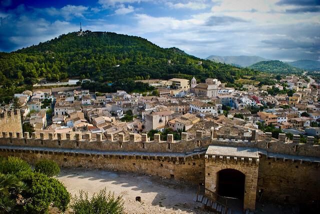 Capdepera - pueblos más bonitos de Mallorca
