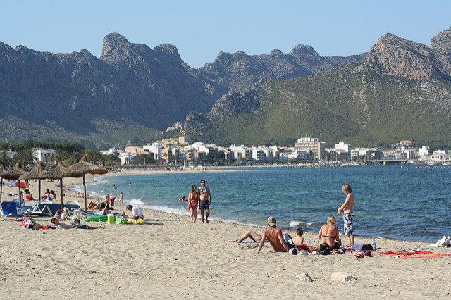 Port Pollensa - pueblos más bonitos de Mallorca