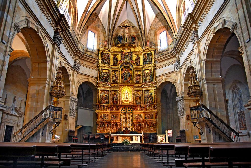 Basílica Santa María de Urribarri