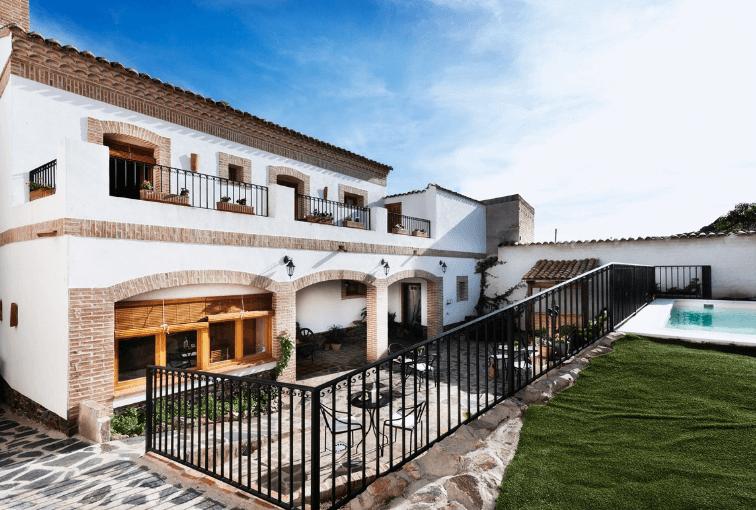 Los 10 mejores hoteles con encanto cerca de madrid - Hoteles cerca casa campo madrid ...