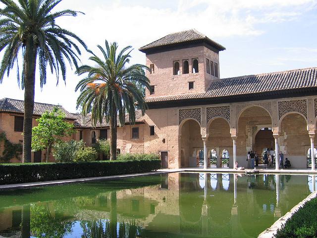 Palacio de los Nazaríes
