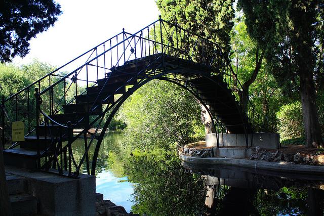 Puente de El Capricho