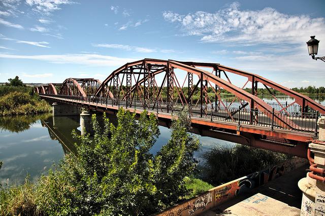 Puente en Talavera de la Reina