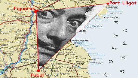 Resultado de imagen de triangulo daliniano