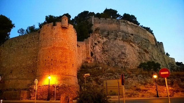 Fuente: Castillo de Dénia