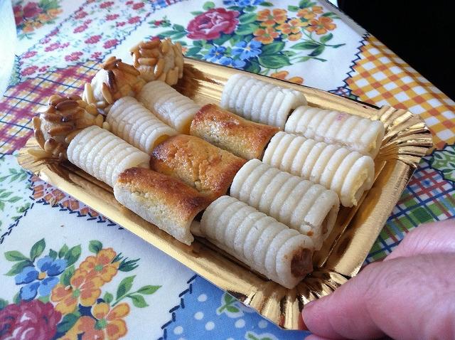 dulces de Todos los Santos