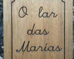 O Lar Das Marías