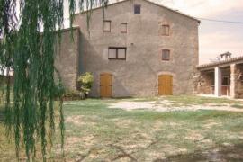 La Barraca casa rural en Montmajor (Barcelona)