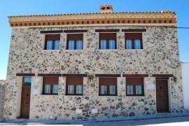 Mirador al Castillo casa rural en Paracuellos (Cuenca)