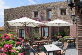 Ca L´aliu casa rural en Peratallada (Girona)