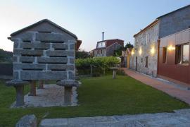 A Bouciña casa rural en Cangas De Morrazo (Pontevedra)