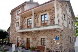 Casa da Capilla casa rural en Vila De Cruces (Pontevedra)