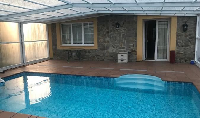 En abril... ¡piscina climatizada!