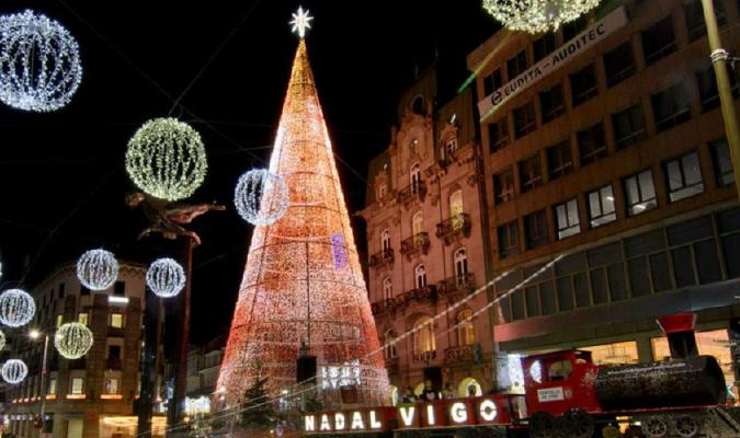 Encendido de Luces de Navidad ¡con descuentos!