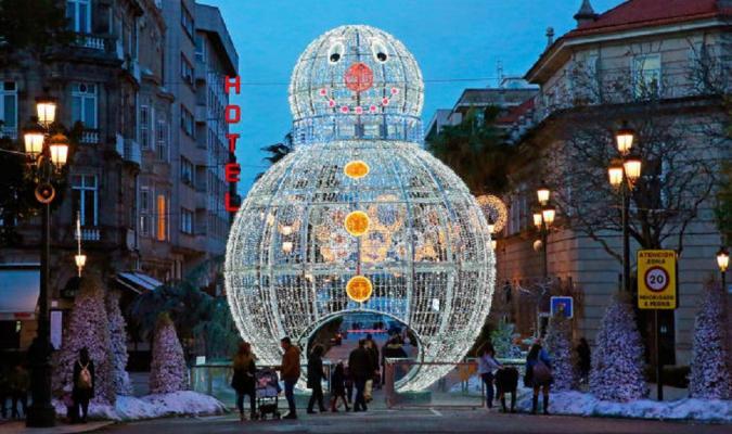 Ven a ver el encendido de Luces de Navidad