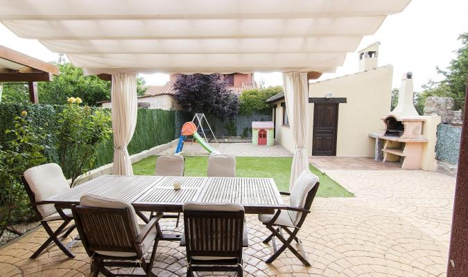 Casa 8 personas en Revenga de Segovia