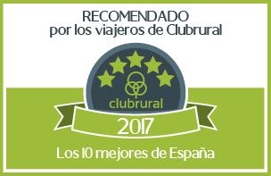 Recomendado 2017 por Clubrural