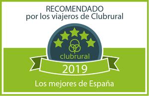 Recomendado 2019 por Clubrural